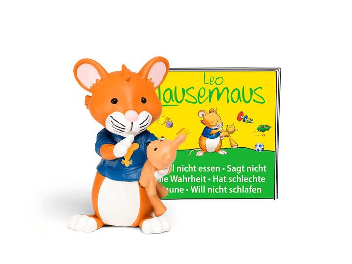 Tonies Hörbuch Leo Lausemaus - Das Original-Hörspiel 1 (DE) Hörbuch 747330800000 Photo no. 1