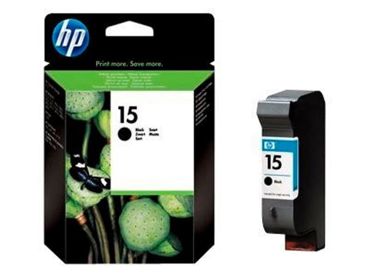 C6615DE crtuccia d'inchiostro nr. 15 black HP 797423100000 N. figura 1