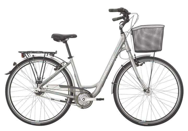 "Comfort 28"" Citybike Crosswave 490177204510 Rahmengrösse 45 Farbe weiss Bild Nr. 1"