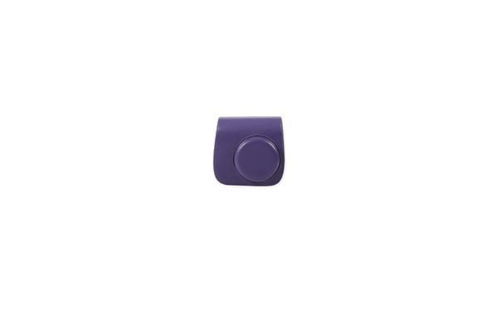 Instax Mini 8 Leather Case Purple FUJIFILM 785300127388 Photo no. 1