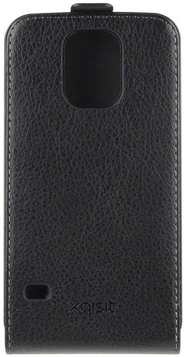 Flip Cover Galaxy S5 schwarz Hülle XQISIT 798009700000 Bild Nr. 1