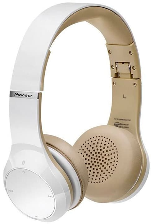SE-MJ771BT-W - Bianco Cuffie On-Ear Pioneer 785300124063 N. figura 1