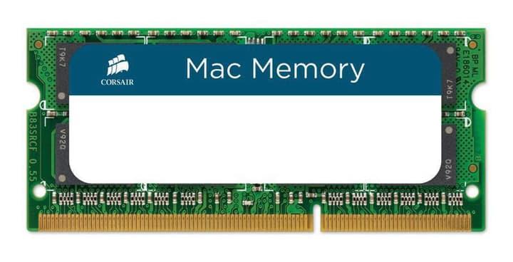 Mac Memory 2x 8 GB DDR3 1333 MHz Mémoire Corsair 785300143960 Photo no. 1