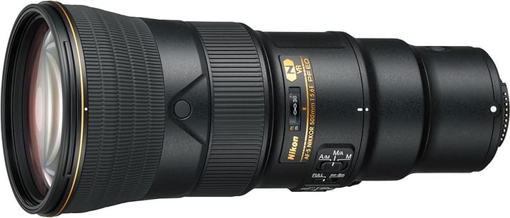 AF-S NIKKOR 500 mm 1:5,6E PF ED VR Objectif Nikon 793437600000 Photo no. 1