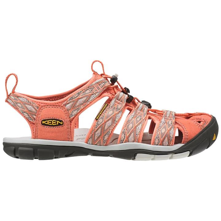 Clearwater CNX Sandales de trekking pour femme Keen 493432735534 Couleur orange Taille 35.5 Photo no. 1