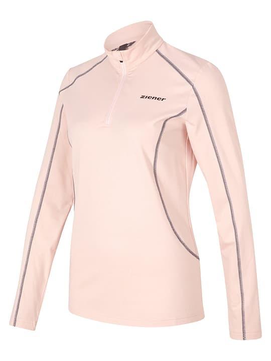 JEMILKI Midlayer da donna Ziener 462545603638 Colore rosa Taglie 36 N. figura 1