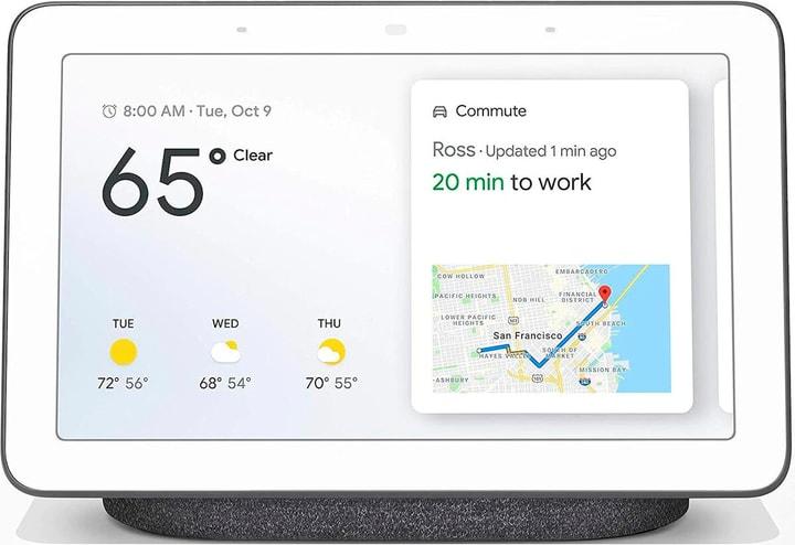 Nest Hub Rock - Charcoal Smart Speaker Google 785300152869 Photo no. 1