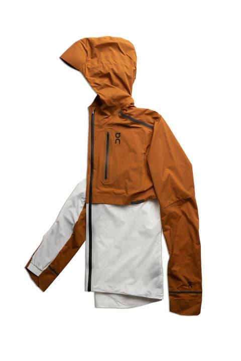 Weather Jacket Herren-Jacke On 470413000578 Farbe rost Grösse L Bild-Nr. 1