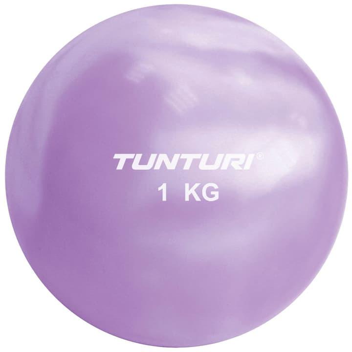 Yoga und Pilates Toning Ball 1 kg 12 cm Tunturi 463069600000 Bild-Nr. 1