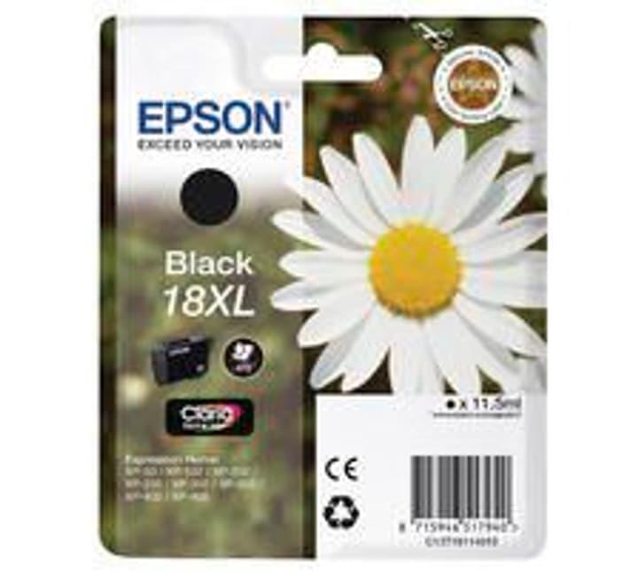 T181140   Tintenpatrone HY schwarz, für XP30/405 Epson 796083300000 Bild Nr. 1