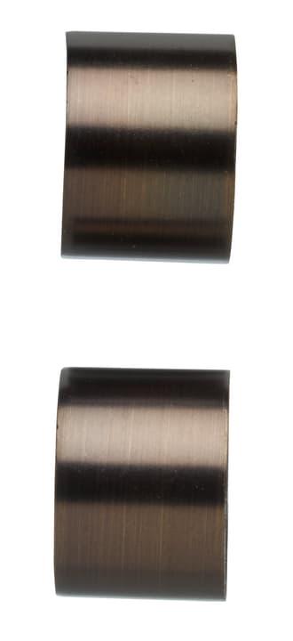BRONZO ANDRAX Terminali 430563000004 Dimensioni L: 19.0 mm x P: 24.0 mm Colore Marrone N. figura 1