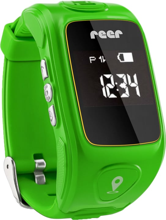 Montre pour enfants avec GPS Angel Guard Reer 614135100000 Photo no. 1
