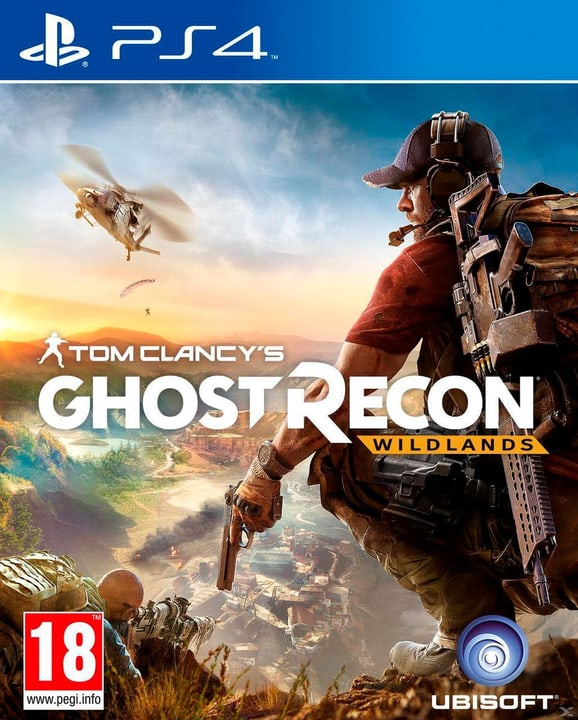 PS4 - Tom Clancy's Ghost Recon - Wildlands Box 785300121531 N. figura 1
