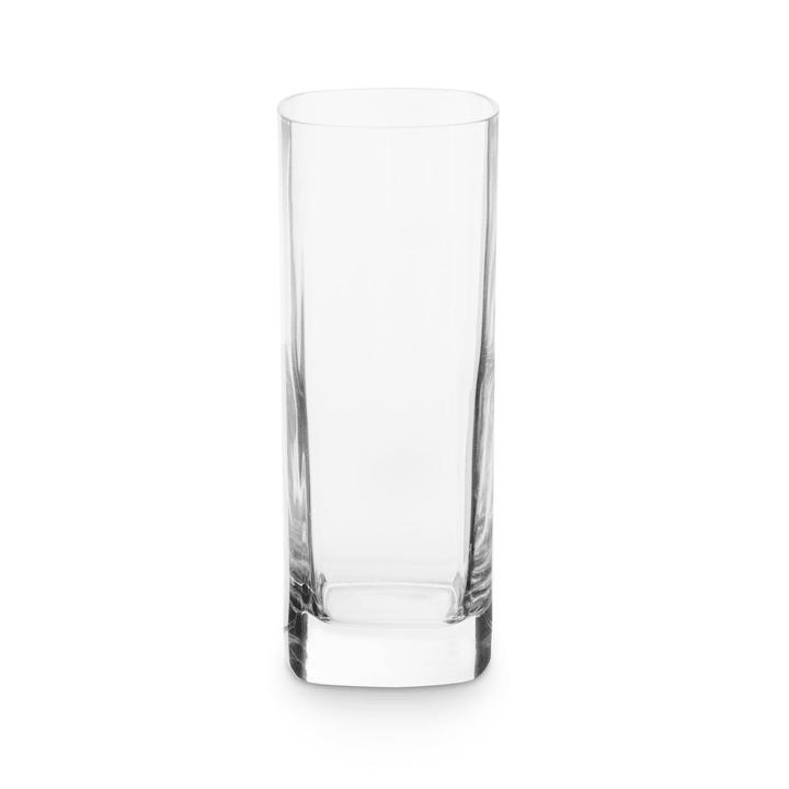 STRAUSS Verre à cocktail 393004128204 Dimensions L: 6.3 cm x P: 6.3 cm x H: 16.0 cm Couleur Transparent Photo no. 1
