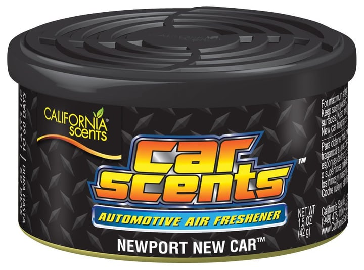 Deodorante California Scents Car Newport New Car CALIFORNIA SCENTS 620273100000 N. figura 1