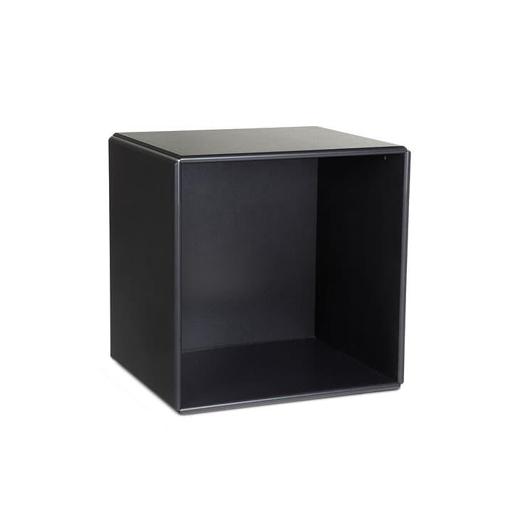 VIDO cubes murales 362071500000 Dimensions L: 33.0 cm x P: 40.0 cm x H: 40.0 cm Couleur Noir Photo no. 1