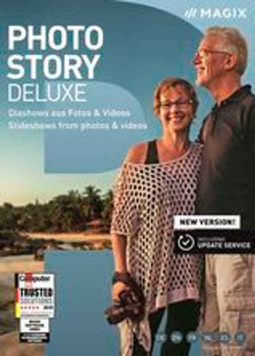 Photostory Deluxe 2020 [PC] (D/F/I) Physisch (Box) Magix 785300146288 Bild Nr. 1