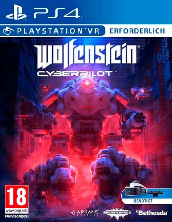 PS4 - Wolfenstein: Cyberpilot Box 785300146132 Bild Nr. 1