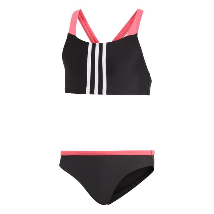 YG BIK 3S Mädchen-Bikini Adidas 464527414020 Farbe schwarz Grösse 140 Bild-Nr. 1