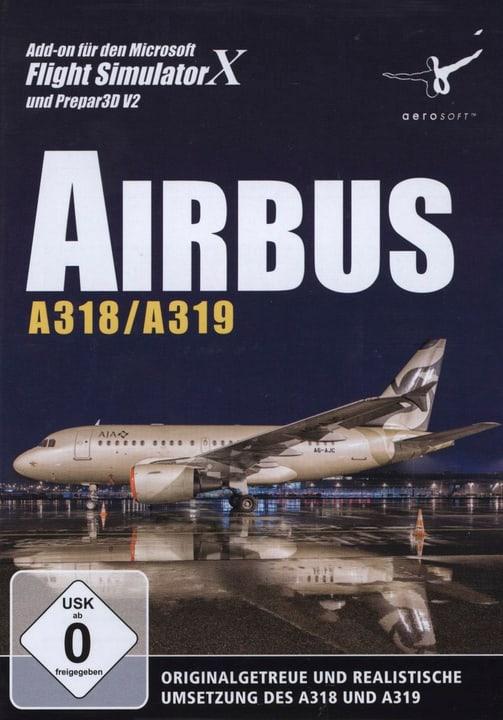 PC - Airbus A318/A319 (Add-On für FSX & Prepar3D V2) 785300127050 Photo no. 1