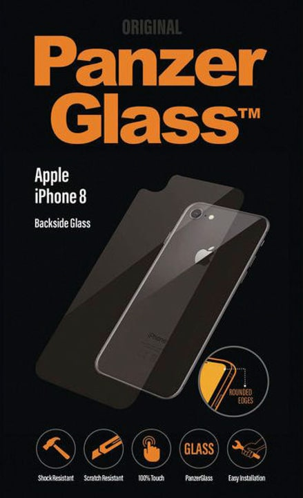Backglass, per iPhone 8 Panzerglass 798616600000 N. figura 1