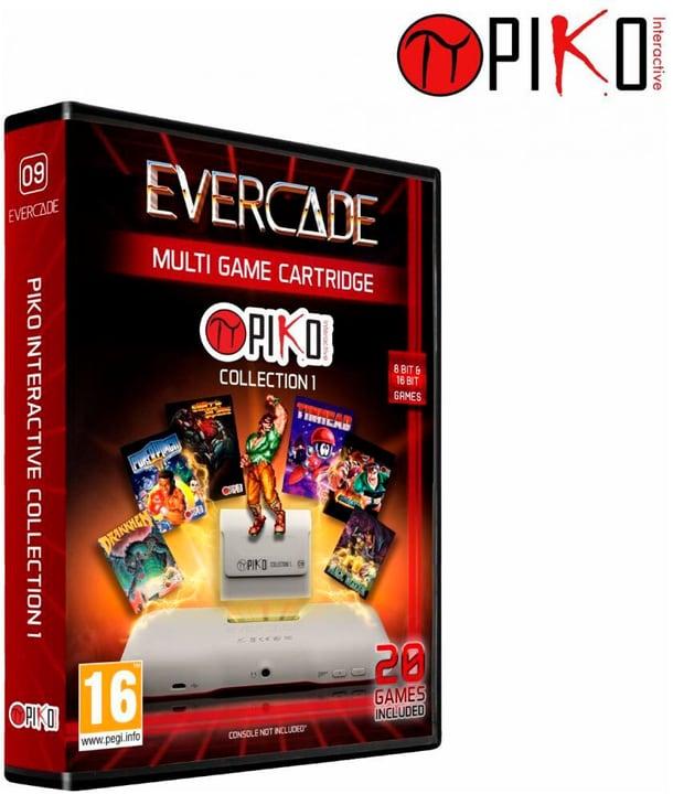 Blaze Evercade Piko Collection 1 Box 785300151622 Bild Nr. 1