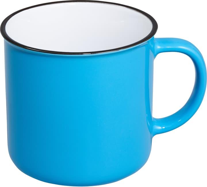 NOSTALGIE Tasse 440279800000 Farbe Blau Grösse B: 8.8 x T: 12.0 x H: 8.5 Bild Nr. 1