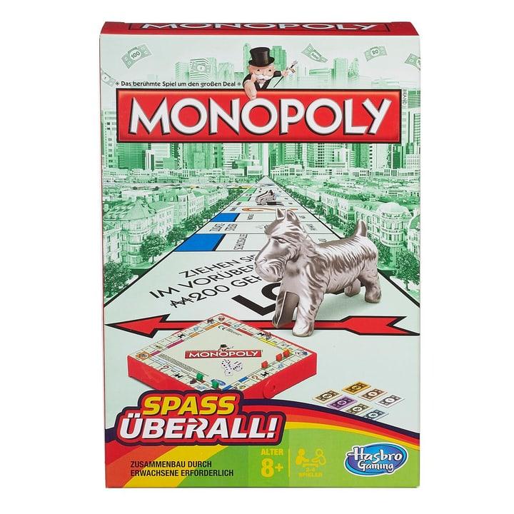 Monopoly Reisespiel (D) 746977690000 Photo no. 1