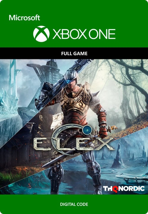 Xbox One - Elex Download (ESD) 785300135644 Photo no. 1