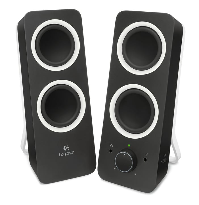 Z-200 Speaker black Logitech 797901500000 Photo no. 1