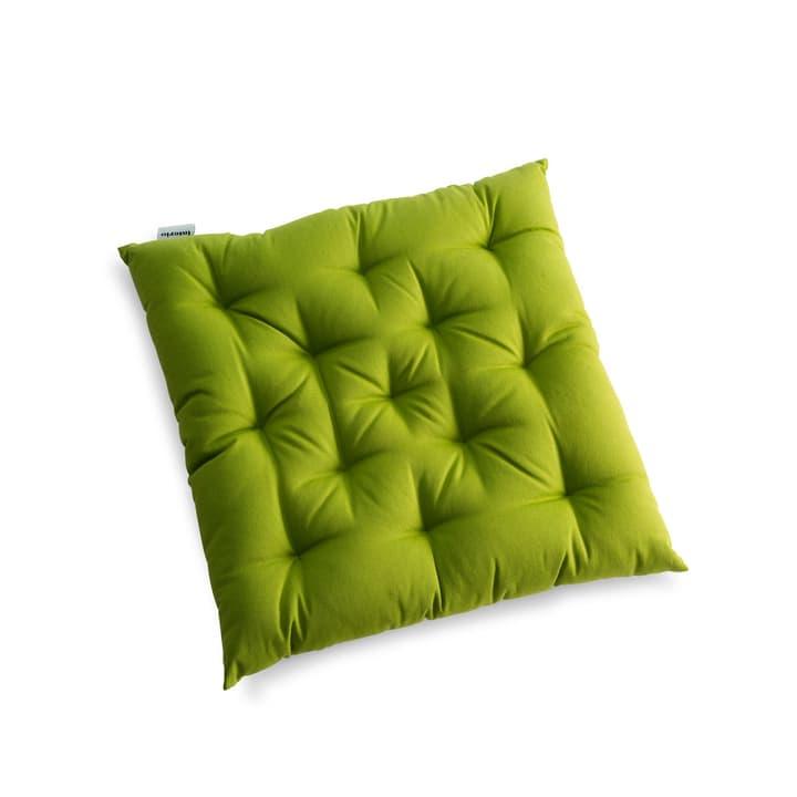 TABORA Coussin d'assise 378044500000 Couleur Vert herbe Dimensions L: 40.0 cm x P: 40.0 cm Photo no. 1