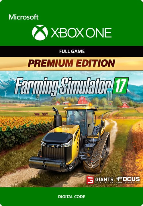 Xbox One - Farming Simulator 17 - Platinum Edition Digitale (ESD) 785300136309 N. figura 1