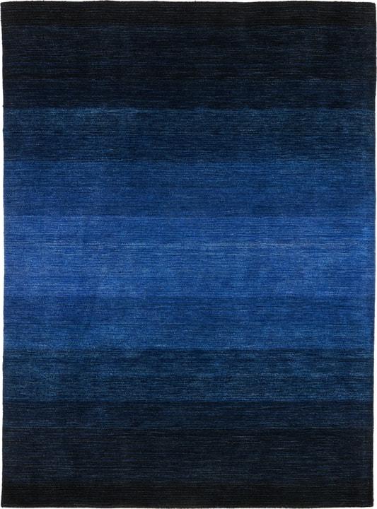 GABBEH Tappeto 411961117040 Colore blu Dimensioni L: 170.0 cm x P: 230.0 cm N. figura 1