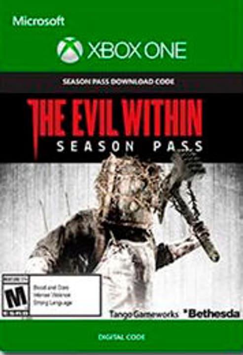 Xbox One - The Evil Within Season Pass 785300135622 Photo no. 1