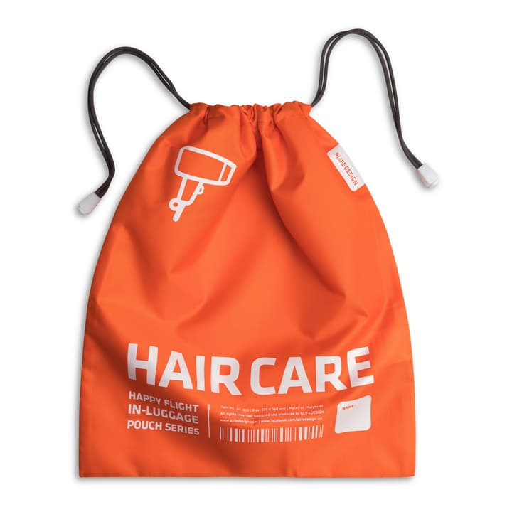 IN-LUGGAGE Sac pour soins capillaires 386303000000 Photo no. 1