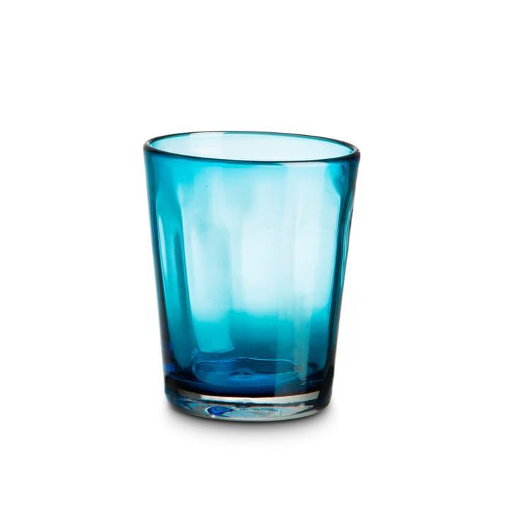 COLORADO Wasserglas 393083800000 Grösse B: 9.0 cm x T: 9.0 cm x H: 10.0 cm Farbe Blau Bild Nr. 1