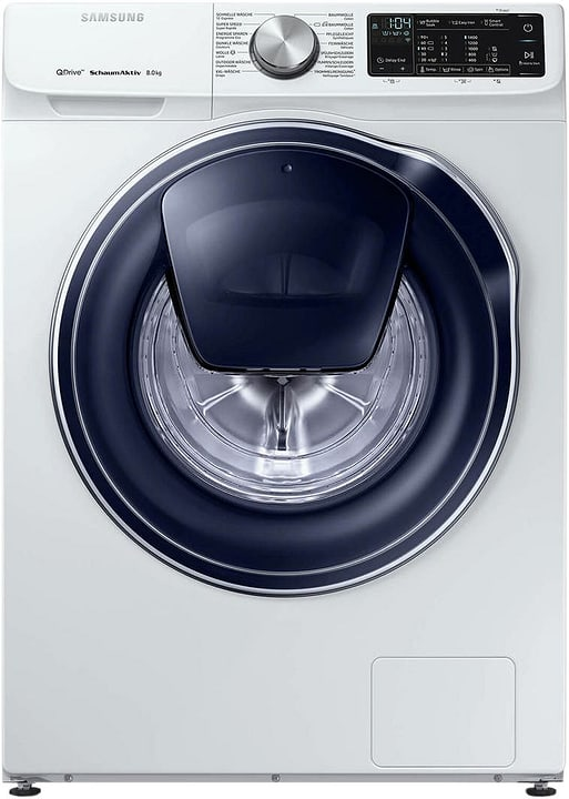 WW6800  WW80M645OPW/7WS QuickDrive Waschmaschine Samsung 717225800000 Bild Nr. 1