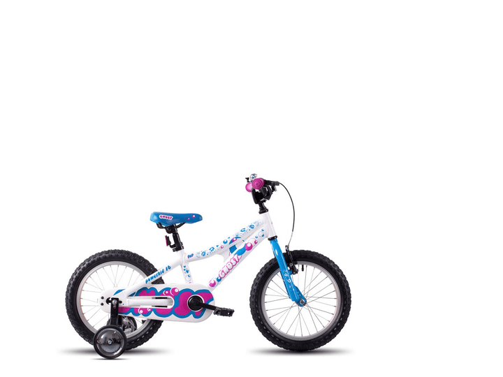 "Powerkid 16"" Girl Bicicletta per bambini Ghost 490174900000 N. figura 1"