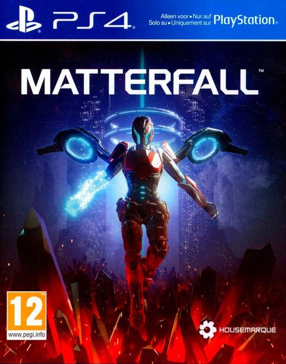PS4 - Matterfall Physisch (Box) 785300128544 Bild Nr. 1