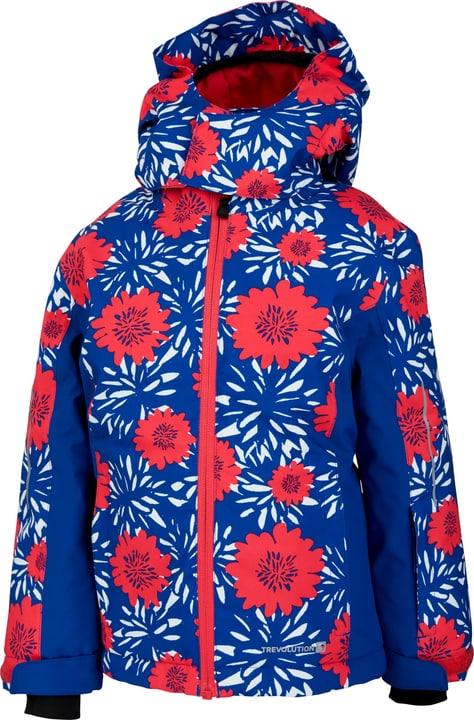 Veste de ski pour fille Trevolution 472354411043 Couleur bleu marine Taille 110 Photo no. 1