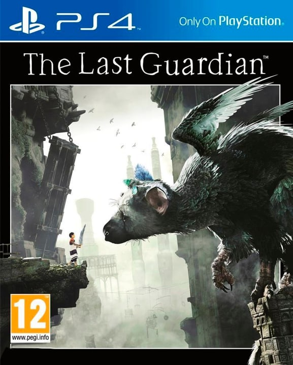 PS4 - The Last Guardian Box 785300121302 Bild Nr. 1