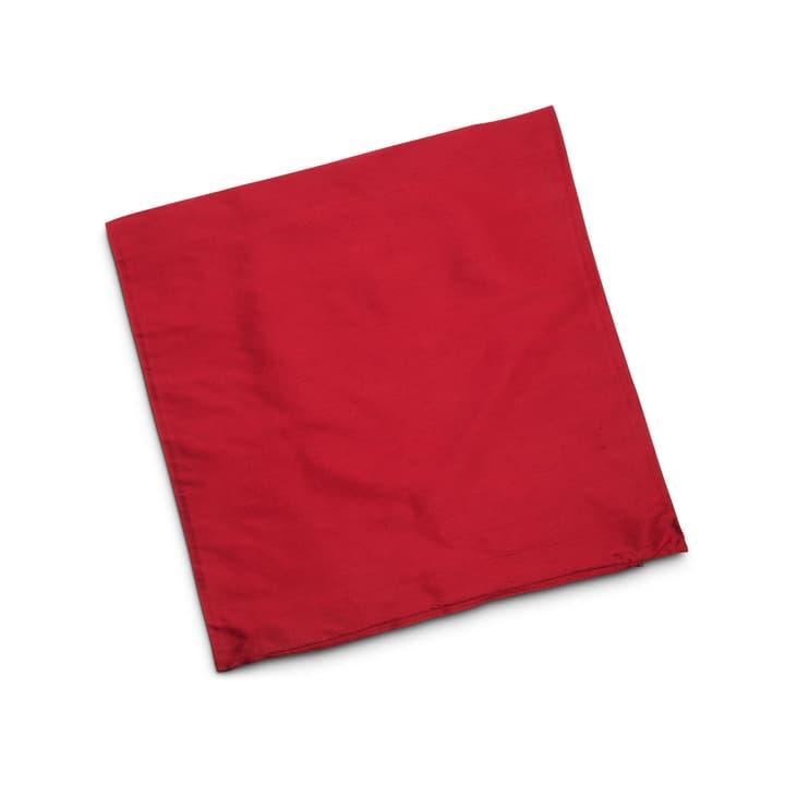 KINGS Housse de coussin décoratif 378049900000 Couleur Rouge Dimensions L: 48.0 cm x P: 48.0 cm Photo no. 1