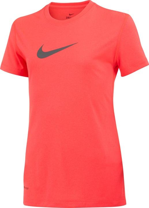 Legend Trainings-T-Shirt T-shirt pour fille Nike 462890912857 Couleur corail Taille 128 Photo no. 1