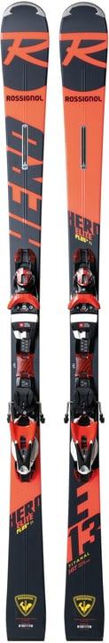 Hero Elite Plus Ti inkl. SPX 12 GW On Piste Ski inkl. Bindung Rossignol 464300516730 Länge 167 Farbe rot Bild-Nr. 1