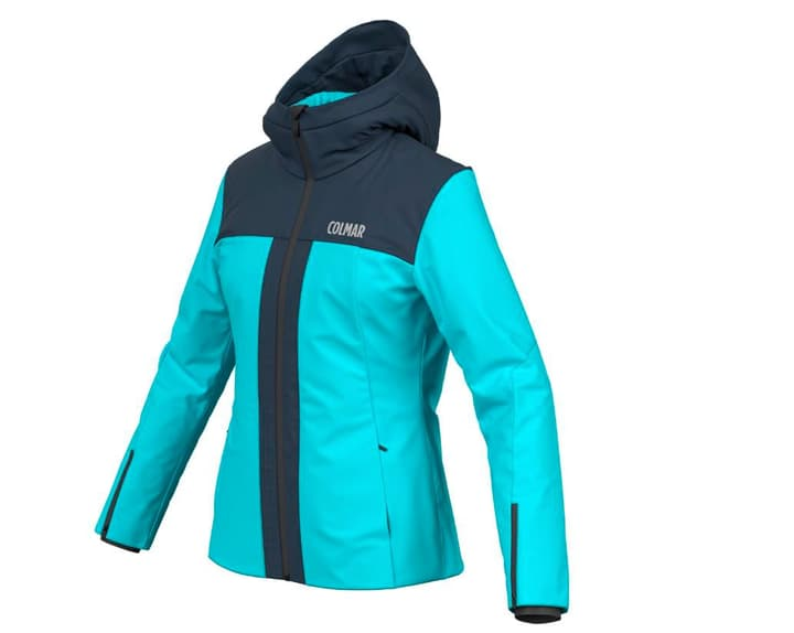 ASPEN Giacca da sci da donna Colmar 462544100644 Colore turchese Taglie XL N. figura 1