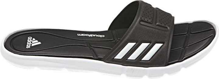 Adipure CF Damen-Slipper Adidas 461688836520 Farbe schwarz Grösse 36.5 Bild-Nr. 1