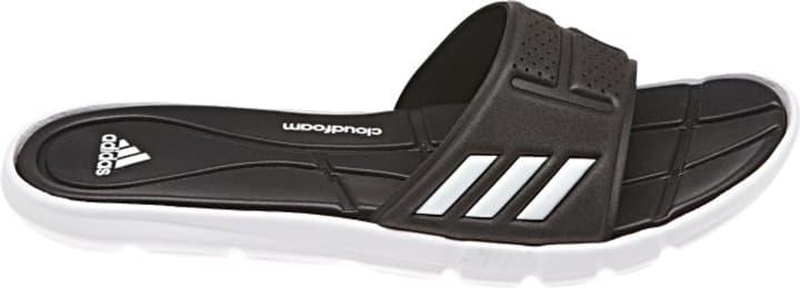 Adipure CF Pantoufles pour homme Adidas 461688842020 Couleur noir Taille 42 Photo no. 1