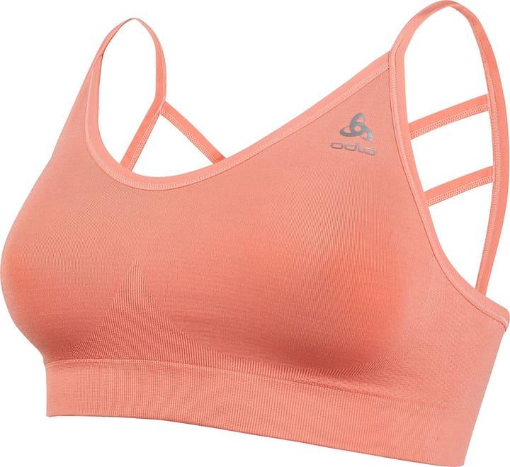 Seamless Soft Sports Bra Sport-BH Odlo 462048900356 Farbe apricot Grösse S Bild-Nr. 1