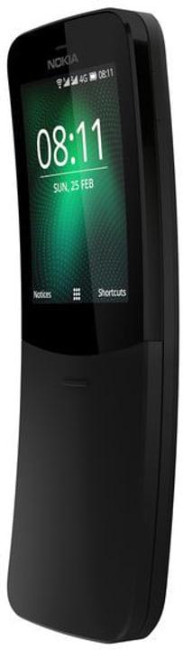 8110 4G schwarz Mobiltelefon Nokia 794629600000 Bild Nr. 1