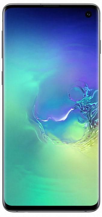 Galaxy S10 128GB Prism Green Smartphone Samsung 79463870000019 Bild Nr. 1